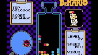 Dr. Mario - Dr Mario (NES) - User video