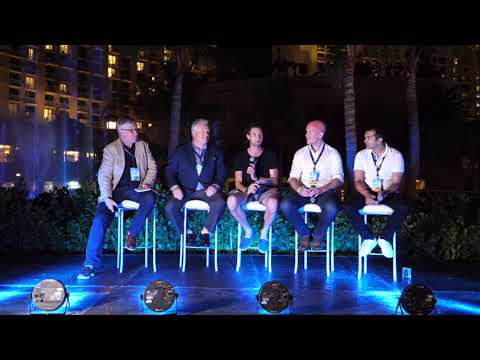 The Future of Blockchain and Capital Markets at Polycon 2018