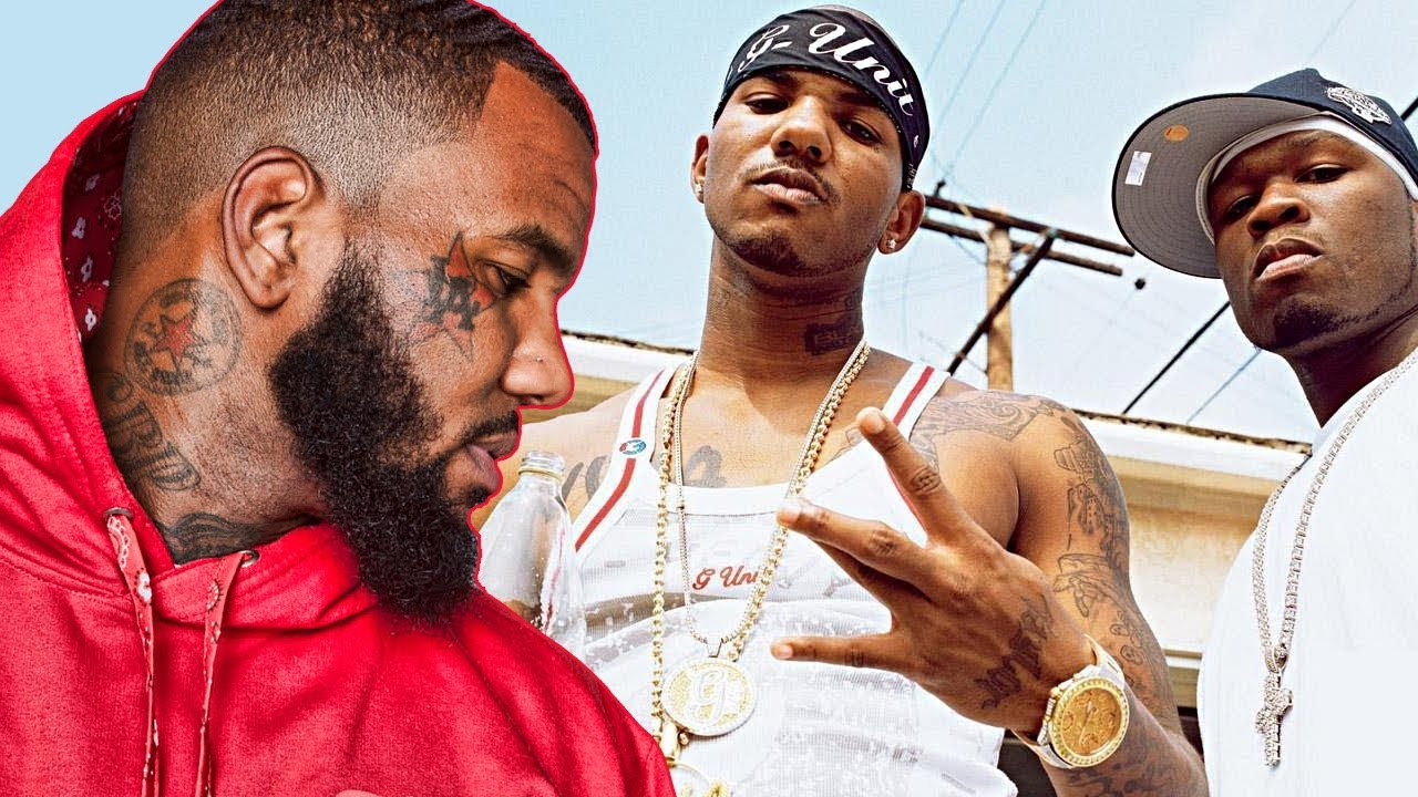 The Game - Westside Story (inicio del Beef con 50 Cent)