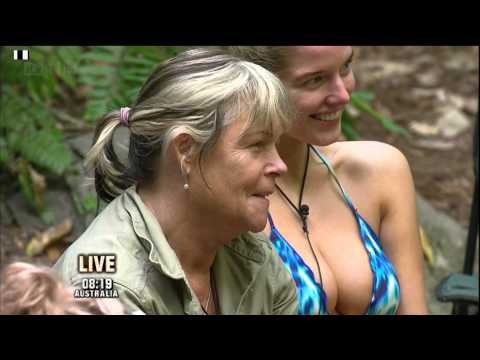 Helen Flanagan  Im A Celebrity Get Me Out Of Here 11th November 2012