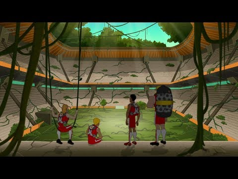Supa Strikas - Season 4 Episode 49 - Stumble in the Jungle