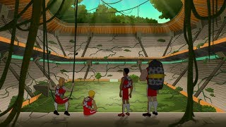 Supa Strikas - S4E49 - Stumble in the Jungle - Soccer Adventure Series