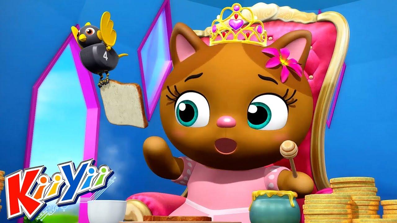 Песенка про шесть пенсов + Еще! | детские песни | KiiYii | мультфильмы для детей