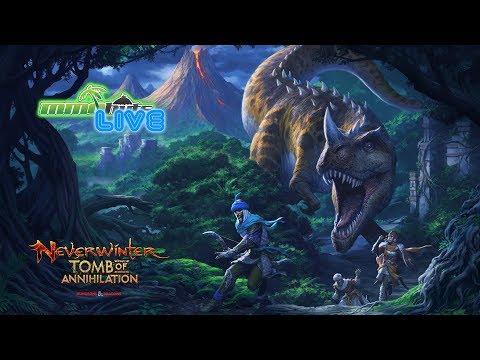 MMOHuts Live – Neverwinter Gameplay (9/11/2017)!