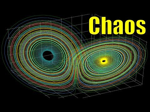 Effet Papillon et Théorie du Chaos — Science étonnante #52