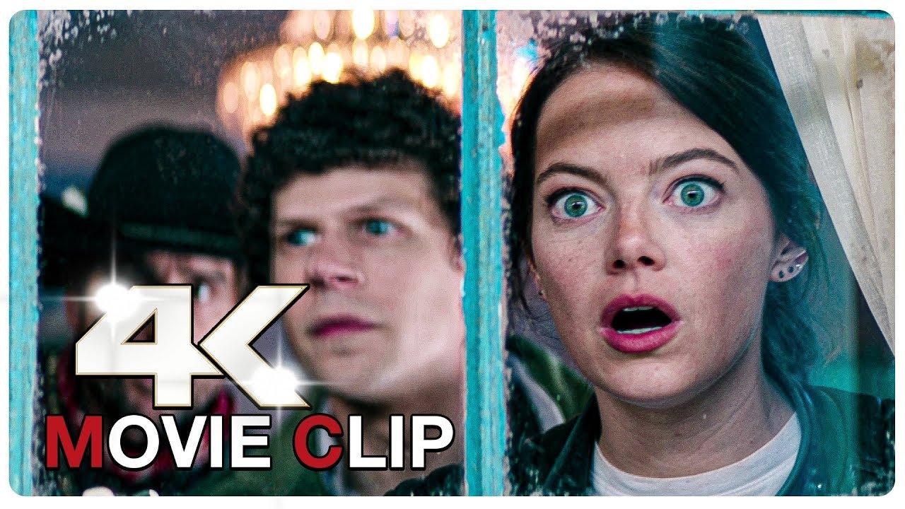 Terminator Like Zombies Scene Zombieland 2 Double Tap 2019 Movie Clip 4k