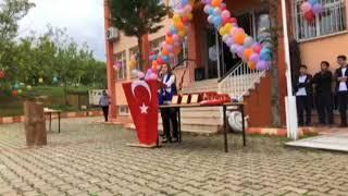 şehit nurullah saraç anadolu lisesi mezuniyet 11 5 2018