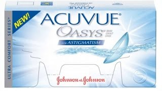 Acuvue Oasys contact lenses(Acuvue Oasys contact lenses http://www.webcontacts.com.au/Acuvue-contact-lenses/Acuvue-Oasys-with-Hydraclear-Plus Oasys contact lenses are designed by ..., 2014-07-27T13:03:17.000Z)