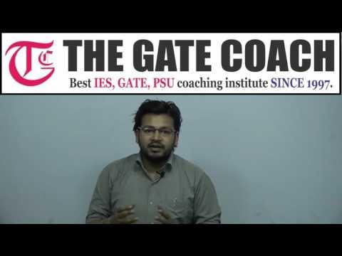 M Tech in IIT or PSU through GATE