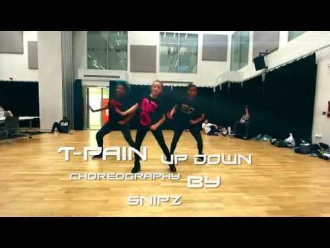 12 Year Old Dancer IMD - Snipz Choreography