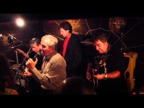 """""""Earl Preston and Tempest"""" at the """"Casbah Coffee Club"""",Liverpool,UK 27.08.2011"""