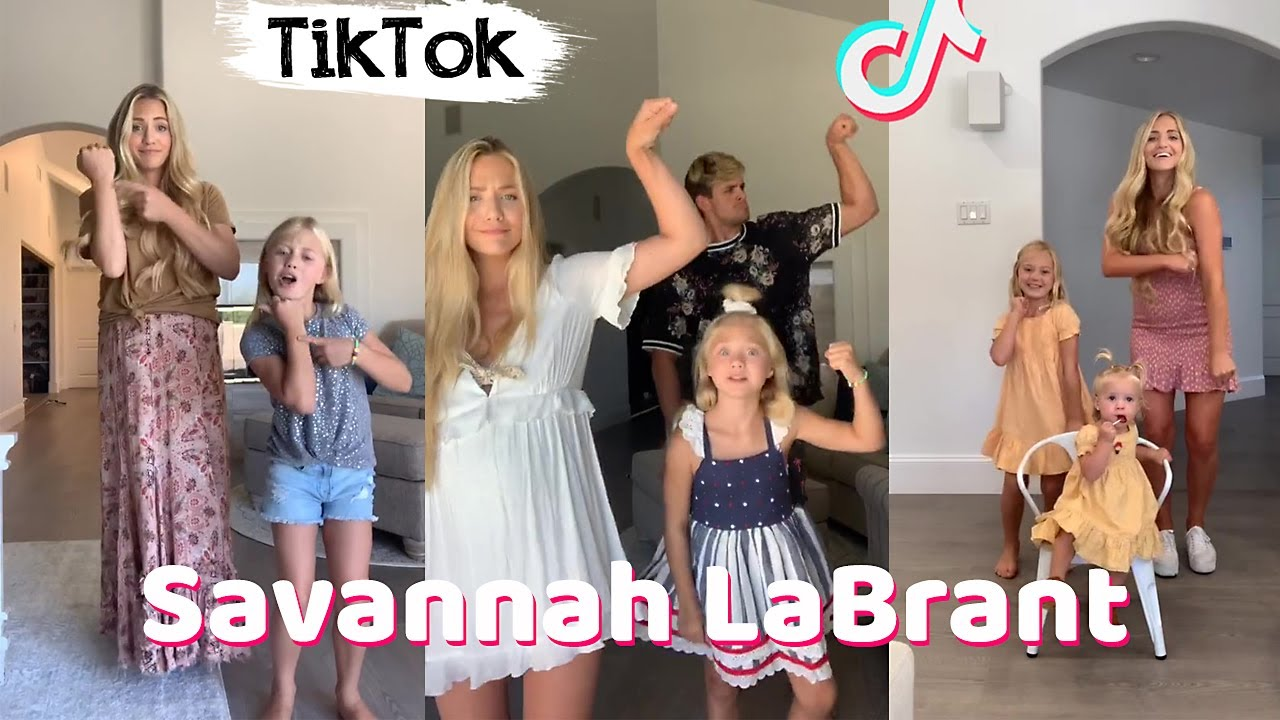 Best Of  Savannah LaBrant TikTok Compilation ~ @savv labrant TikTok Dances 2020
