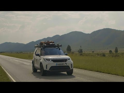 Land Rover and the Mobile Malaria Project