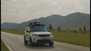 homepage tile video photo for Land Rover and the Mobile Malaria Project