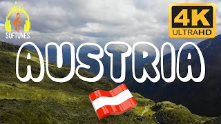 Austria 4K - Most beautiful places & Landscapes of Austria in 4K Ultra HD with relaxing music