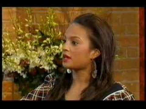Alesha on This Morning Part 1