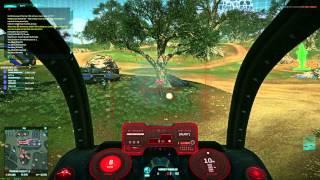 [PS2] Hornet vs Max - Damage Demo