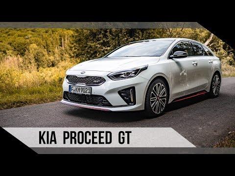 Kia Proceed GT | 2019 | Test | Review | Fahrbericht | MotorWoche | MoWo