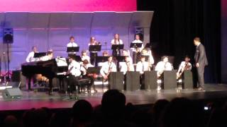 "IMEA Junior Jazz 1 2014 -  ""Panic Button"""