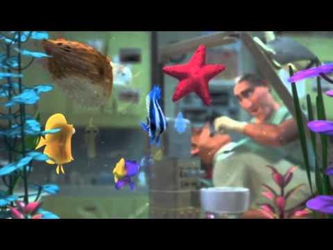 Finding Nemo-Dental Scene