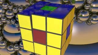Rubik's Cube Pattern - 'Snake Eyes' or 'Dots' Video