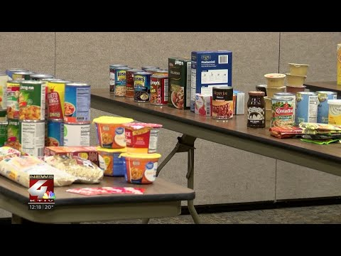 Northwest Iowa Community College takes on student hunger with the 'Thunder Cupboard'
