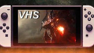 Diablo 3: Eternal Collection (трейлер Nintendo Switch) - русский и ламповый - VHSник