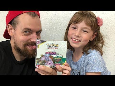 ENDLICH IST DAS DISPLAY DA - Pokemon Bund Der Gleichgesinnten Pack Opening