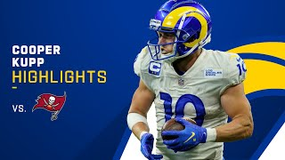 Every Cooper Kupp Catch From 2-TD Game | NFL 2021 Highlights