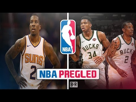 TREJD ALERT! ERICK BLEDSOE U BUCKS-MA! PHOENIX PONOVO REBUILDING?! NBA Pregled