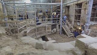 Древнеримский театр впервые обнаружили во время раскопок в Иерусалиме (новости)