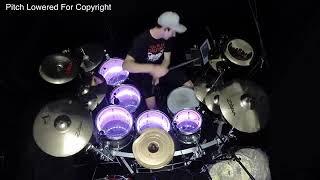 Despacito - drummer skill dewa (cooperdrummer)