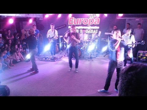 3 Sud Est-Live in Garajul Europa FM. Te Plac.Imi Plac Ochii Tai