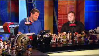 Frank Caliendo on Mike and Mike in the morning