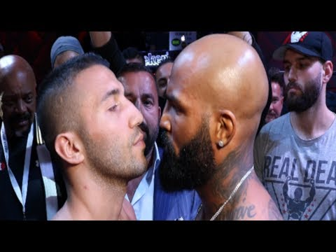 FINAL FACE OFF AVNI YILDIRIM VS RYAN FORD