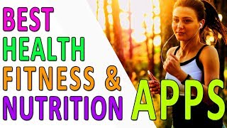 Best Health & Fitness Apps (Editor's pick)