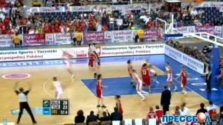 Баскетбол. ЧЕ 2011. Финал. Россия - Турция