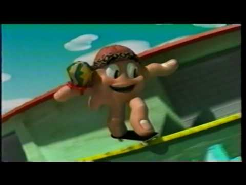 Ring Pop Candy Skateboarding Hand TV Commercial