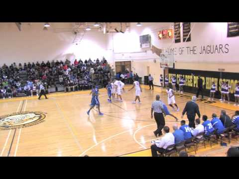 Whitney  Young vs DeLasalle