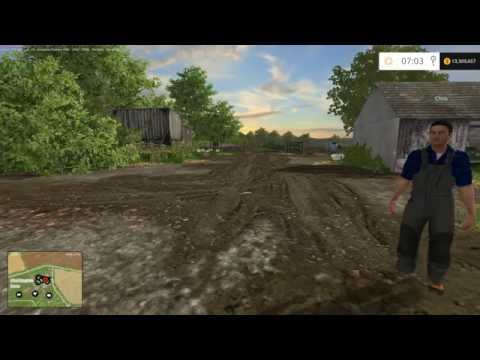 Farming Simulator Playing on Open server