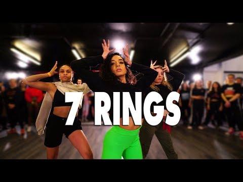 Ariana Grande - 7 Rings | Street Dance | Sabrina Lonis Choreography