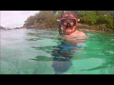 Snorkeling Coki Beach, St. Thomas, US Virgin Islands