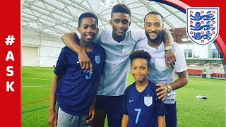 England u21 players grilled by tekkerz kid | #ask