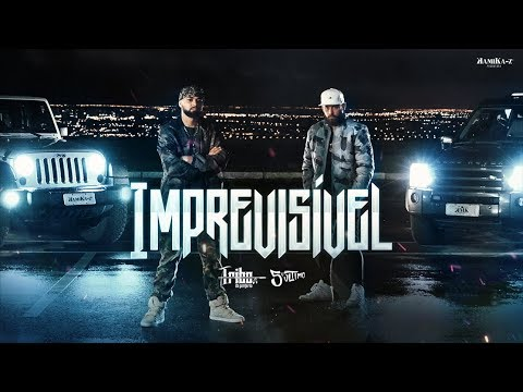Tribo da Periferia - Unpredictable (Official Music Video)