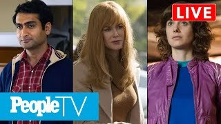 The 25th Annual SAG Award Nominees Are Revealed With Awkwafina & Laverne Cox | LIVE | PeopleTV