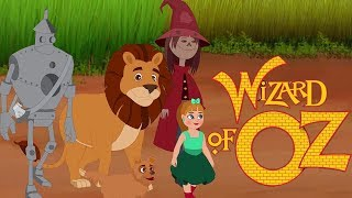 The Wizard of Oz - Telugu Fairy Tales For Kids - Bedtime Stories