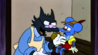 Щекотка и царапка-The Itchy & Scratchy Show!!! 56