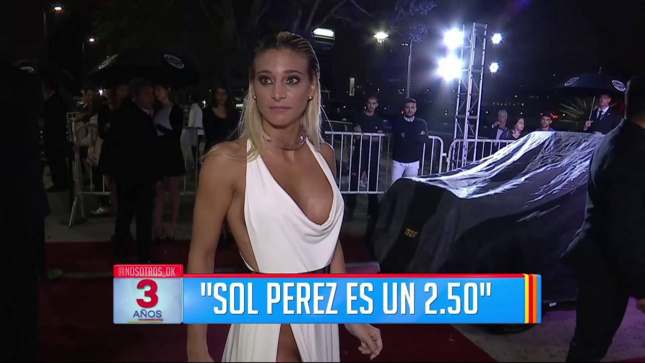 """Download Matilda durísima con el look de Sol Pérez: """"Parece que fue sin bombacha"""""""