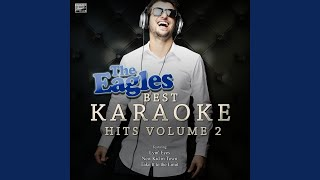 victim of love in the style of the eagles karaoke version