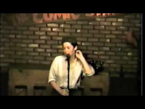 Margaret Smith Stand up Comedian at the Comic Strip Live